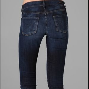 Citizens Of Humanity Ava Straight Jeans 26 × 34